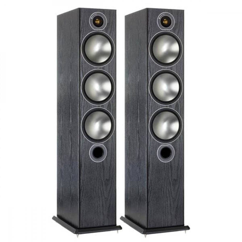 Monitor Audio Bronze 6 Svart ek