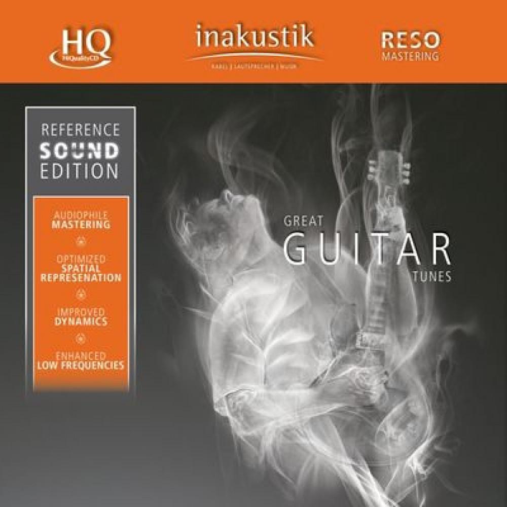 Inakustik Great Guitar Tunes CD