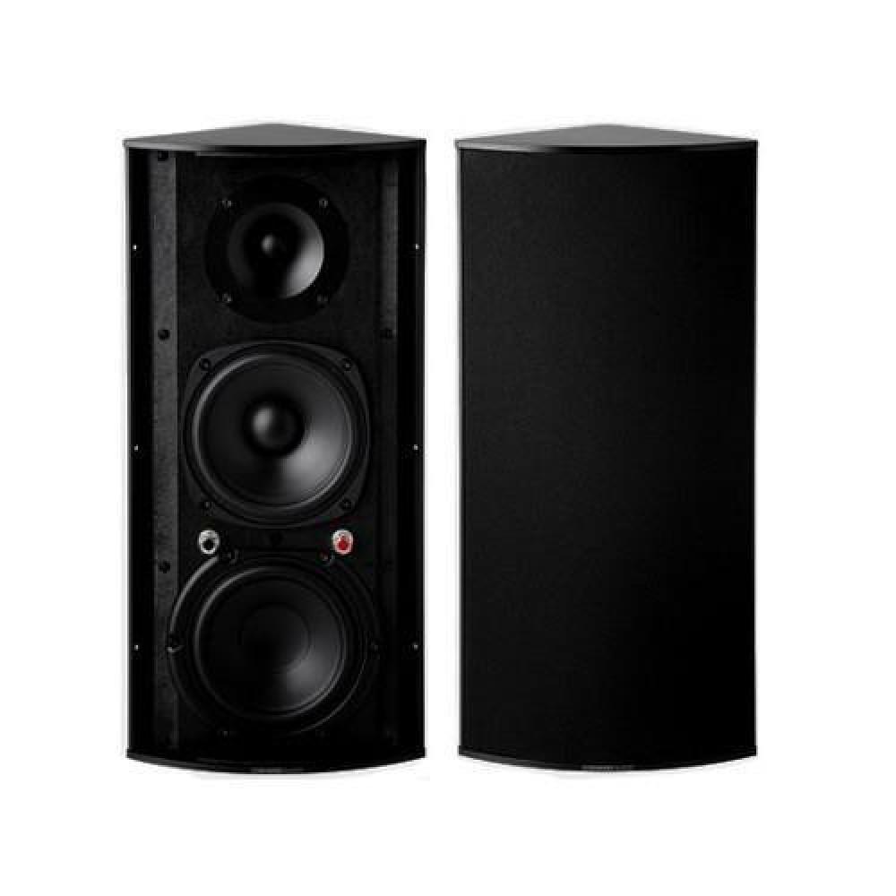 Cornered Audio C5 TRM Svart - parpris