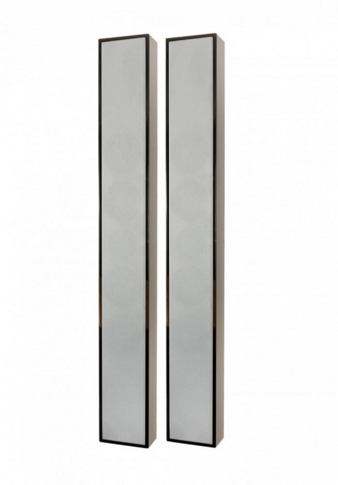 DLS Flatbox XL Slim Svart - parpris