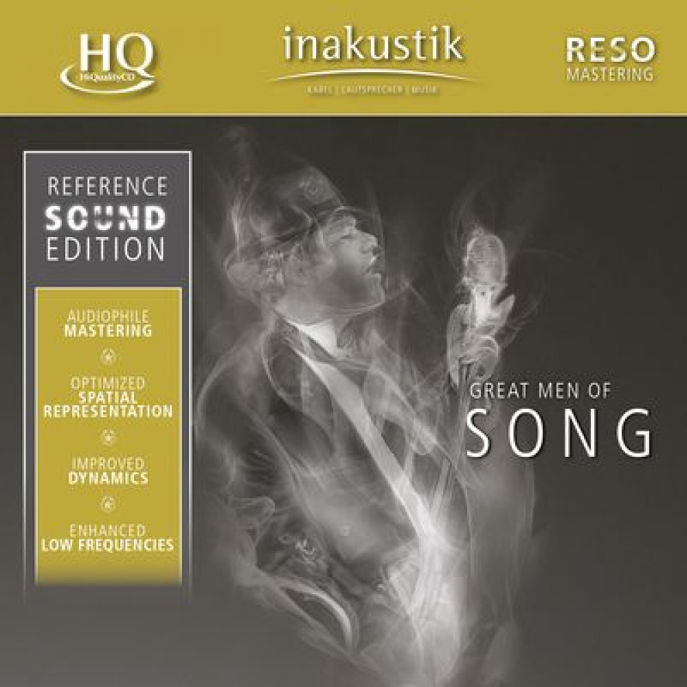 Inakustik Great Men Of Song CD