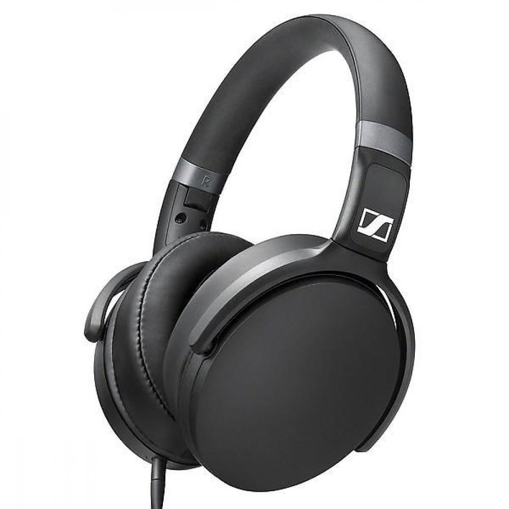 Sennheiser HD4.30 HD4.30G svarta - med fjärr/mik för Android