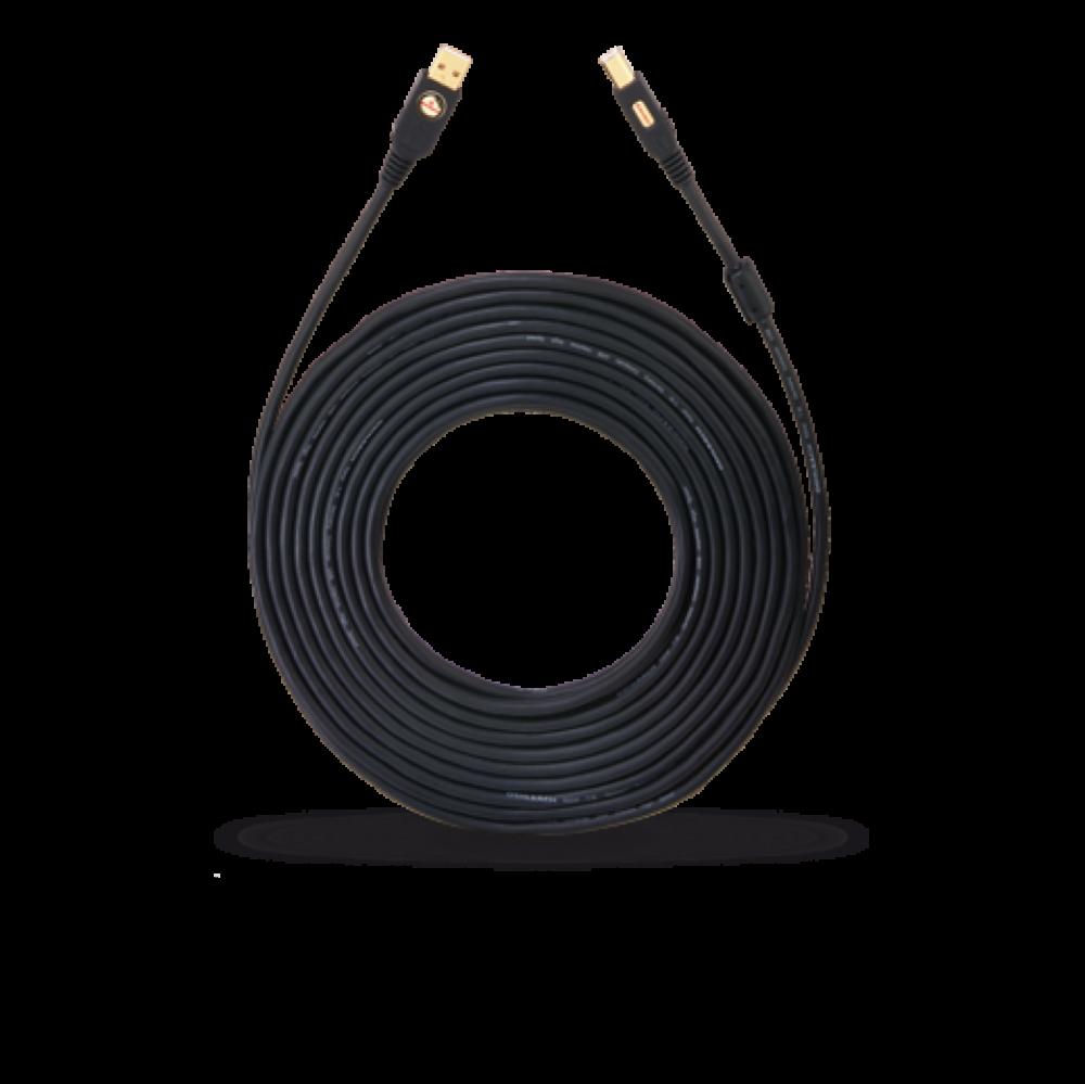 Oehlbach USB Kabel A/B-plugg