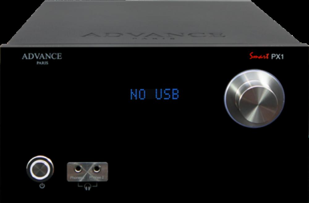 Advance Acoustic Smart PX1 Svart