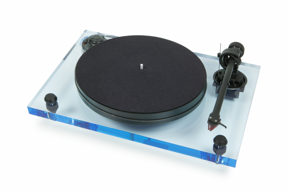 Pro-Ject 2Xperience Primary Acryl Blue (blå)