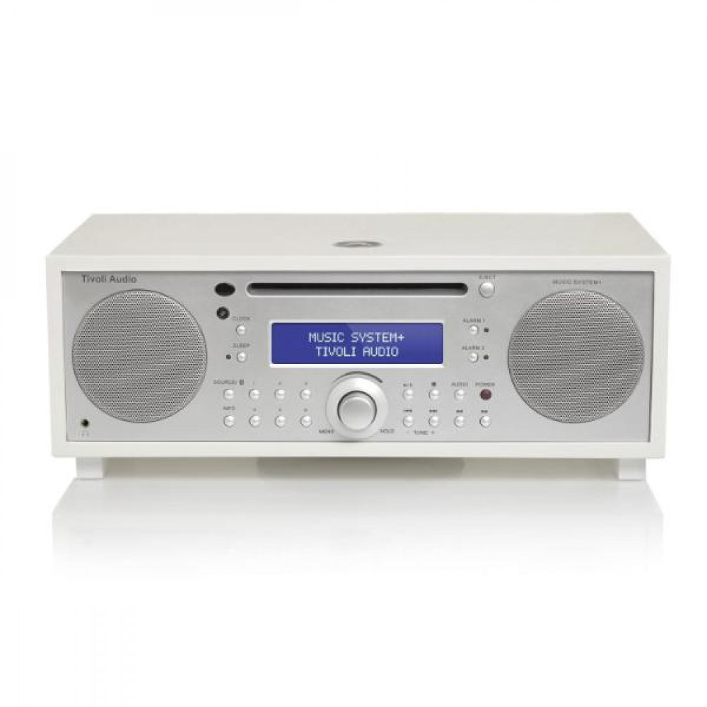 Tivoli Audio Music System BT Piano White