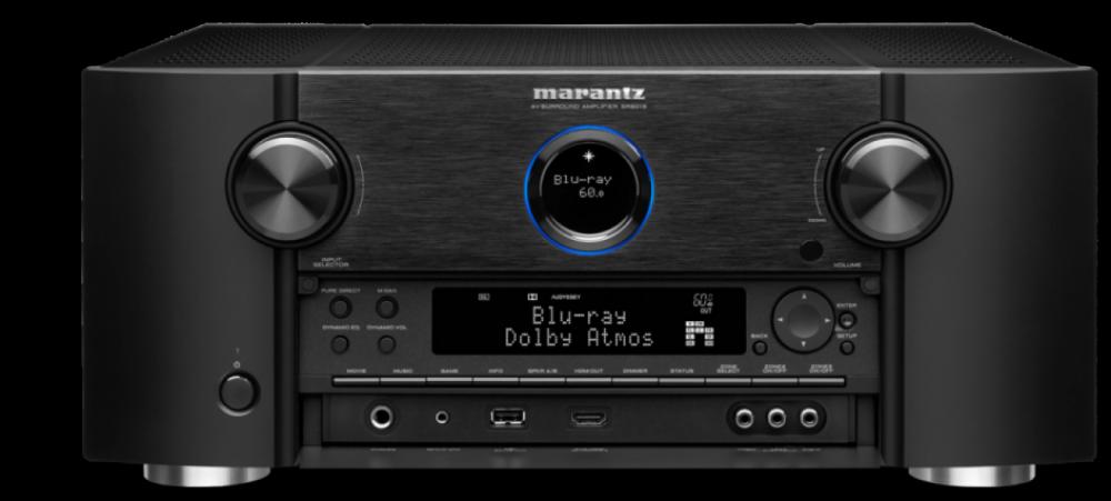 Marantz SR 8015 Svart