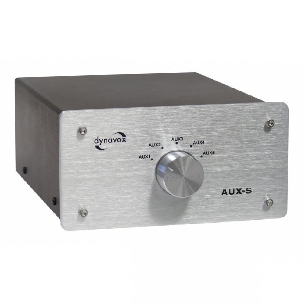 Dynavox AUX S Silver