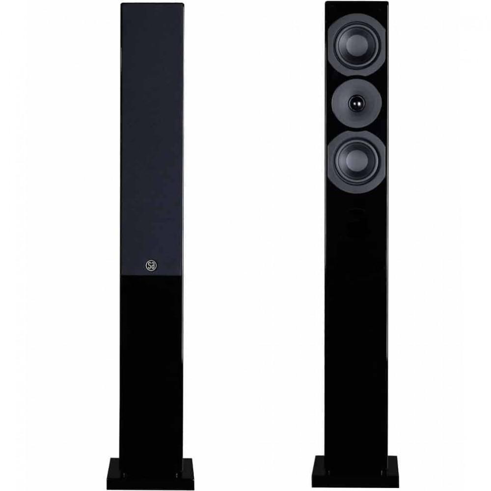 System Audio Saxo 30 Mattsvart