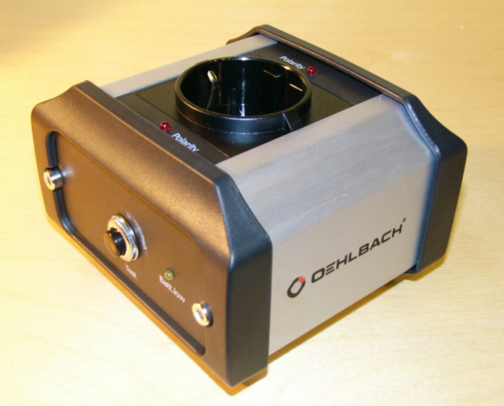 Oehlbach Fastestare Phasendetector