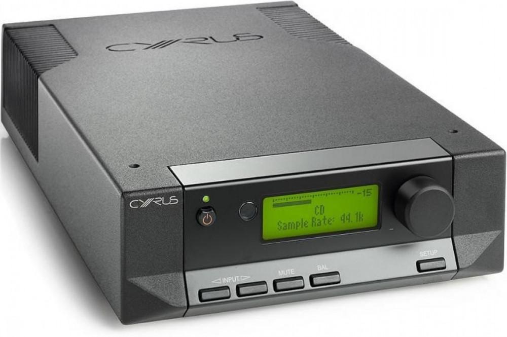 Cyrus Audio Pre mk II DAC Qx