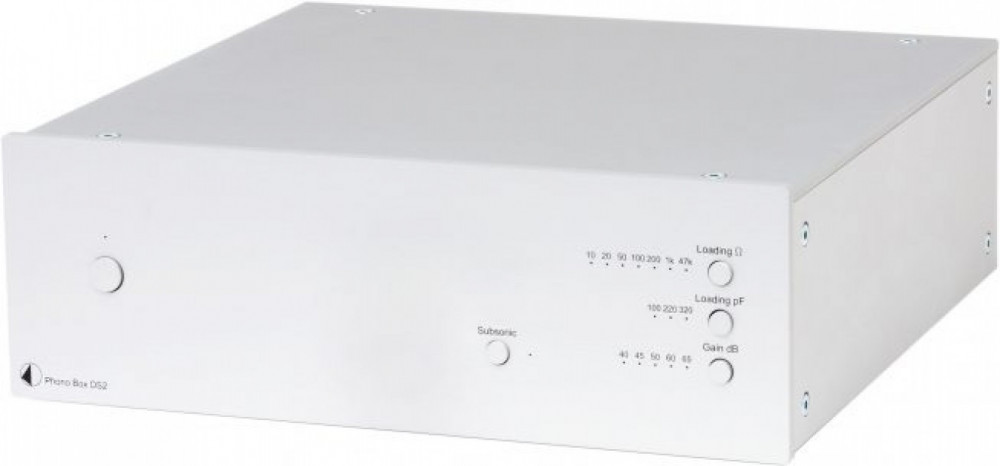 Pro-Ject Phono-box DS2 Phono-box DS2 Silver