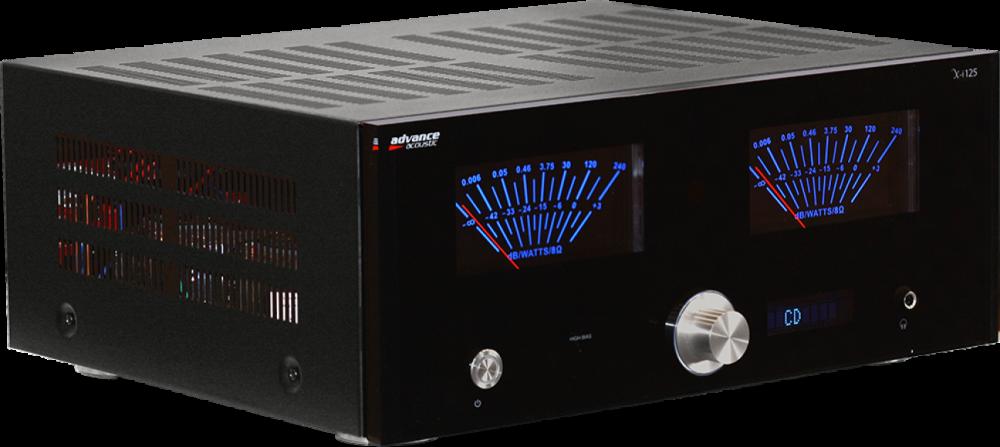 Advance Acoustic X-i125 Parisversion inkl BT