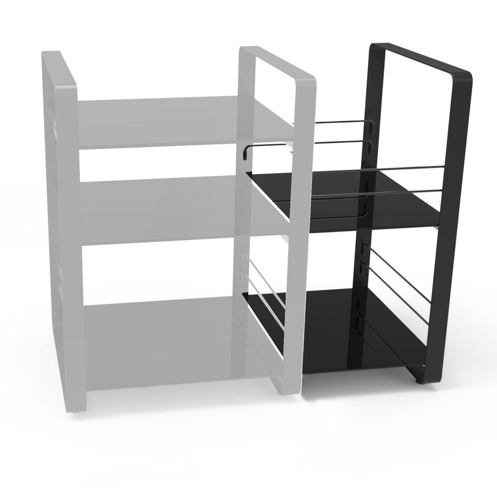 NorStone Loft Side Unit Loft Side Unit svart