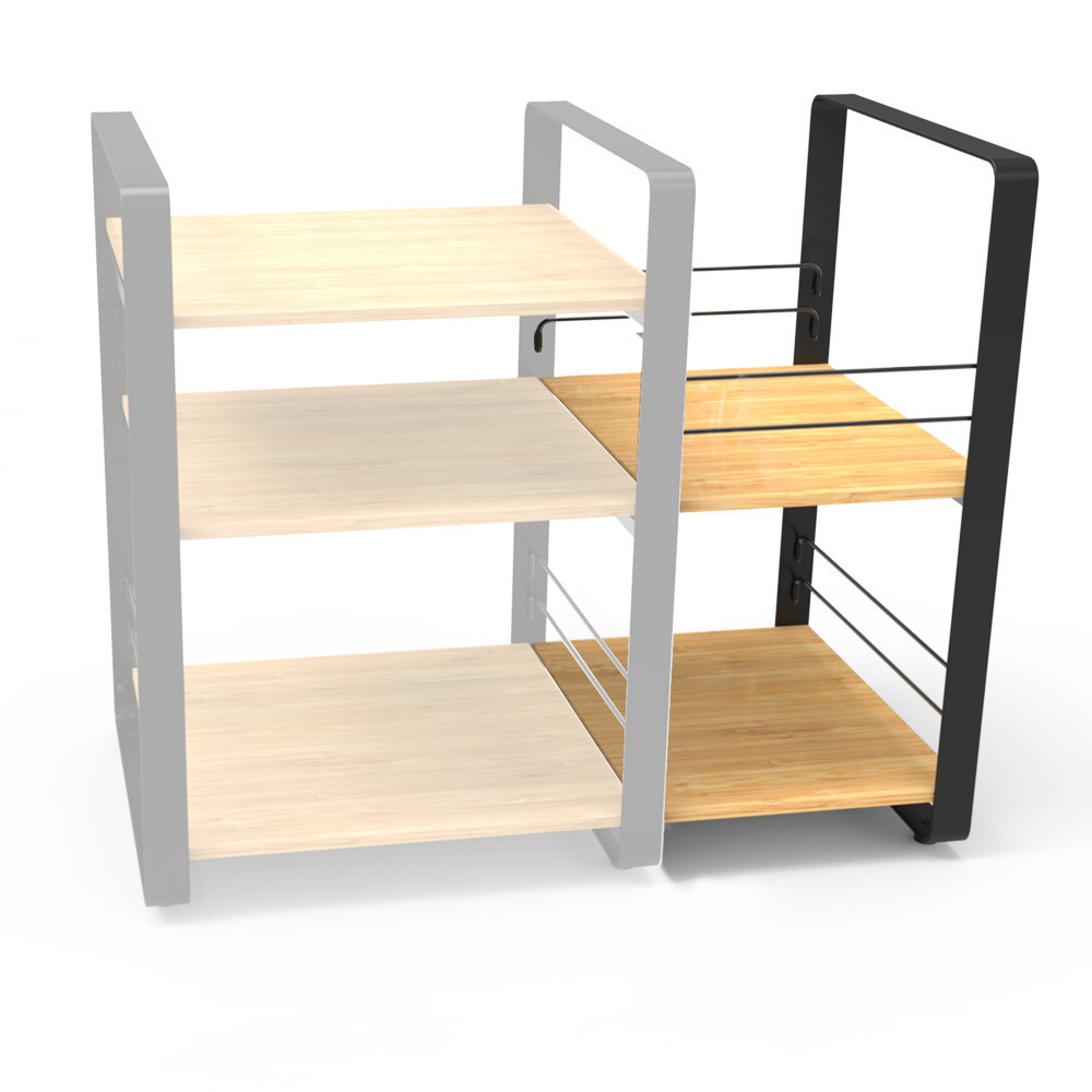 NorStone Loft Side Unit Loft Side Unit bambu