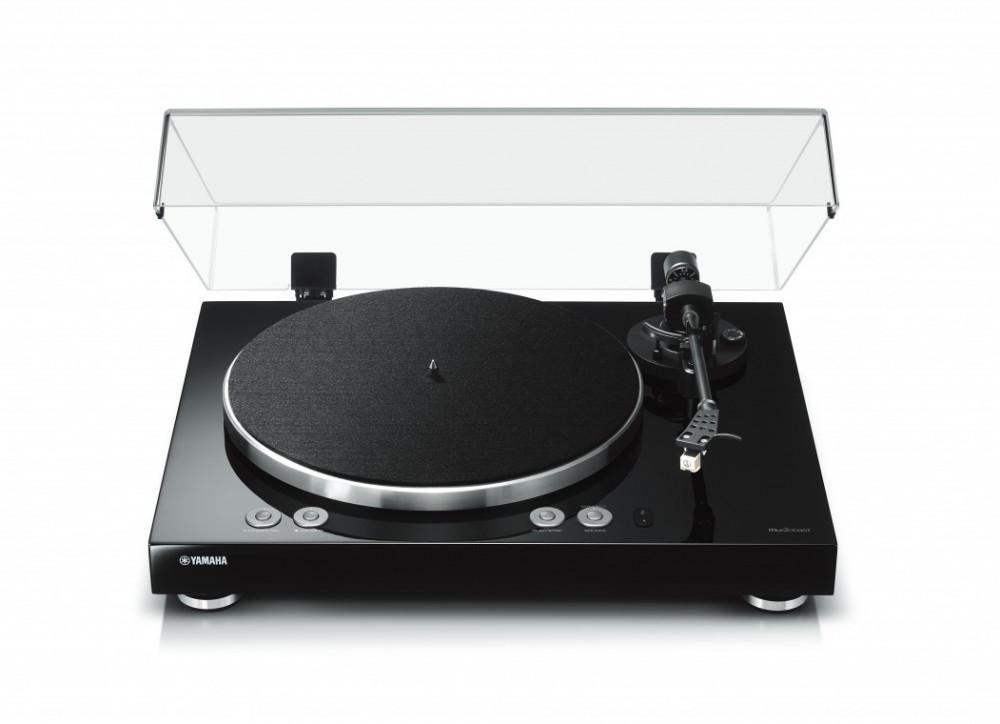 Yamaha MusicCast VINYL 500 Svart TT-N503