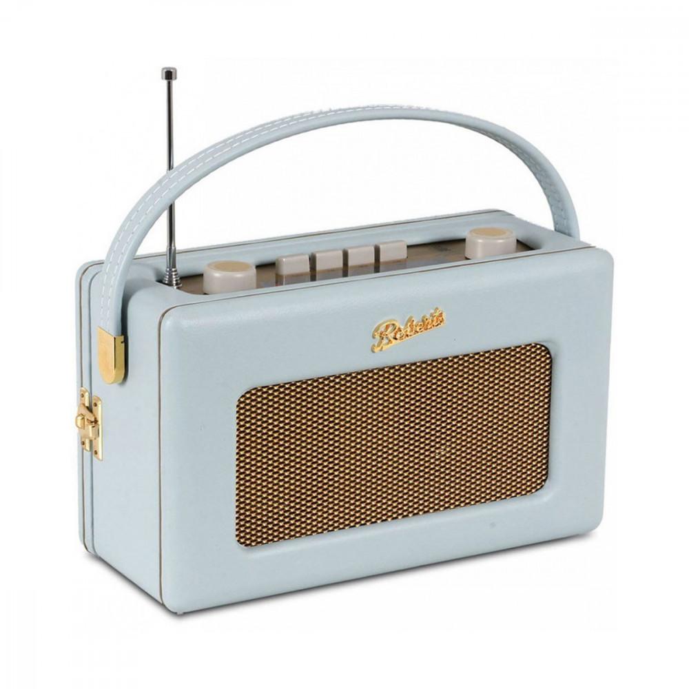 Roberts Radio Revival R 260 Duck Egg - Ljusblå
