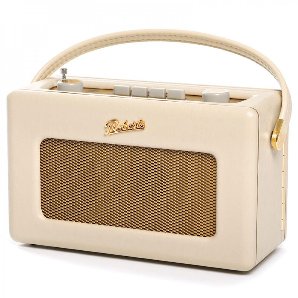 Roberts Radio Revival R 260 Cream - Pastel