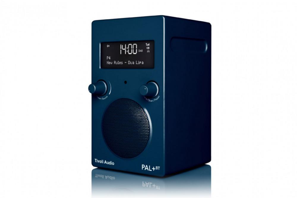 Tivoli Audio PAL + BT Generation 2 Blå