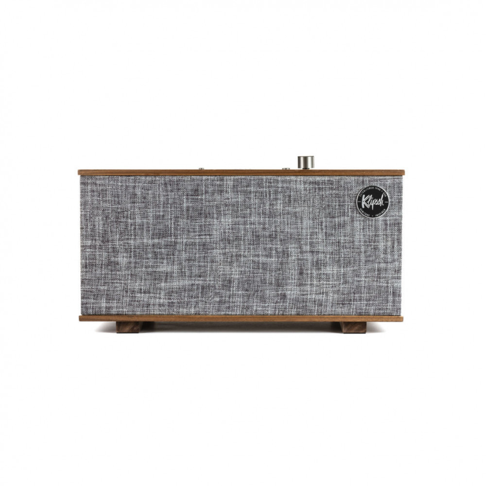 Klipsch The Three with Google Assistant Valnöt