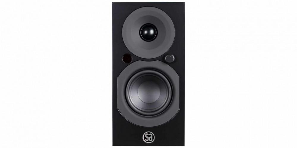 System Audio SA saxo 3 active SA saxo 3 active matt svart