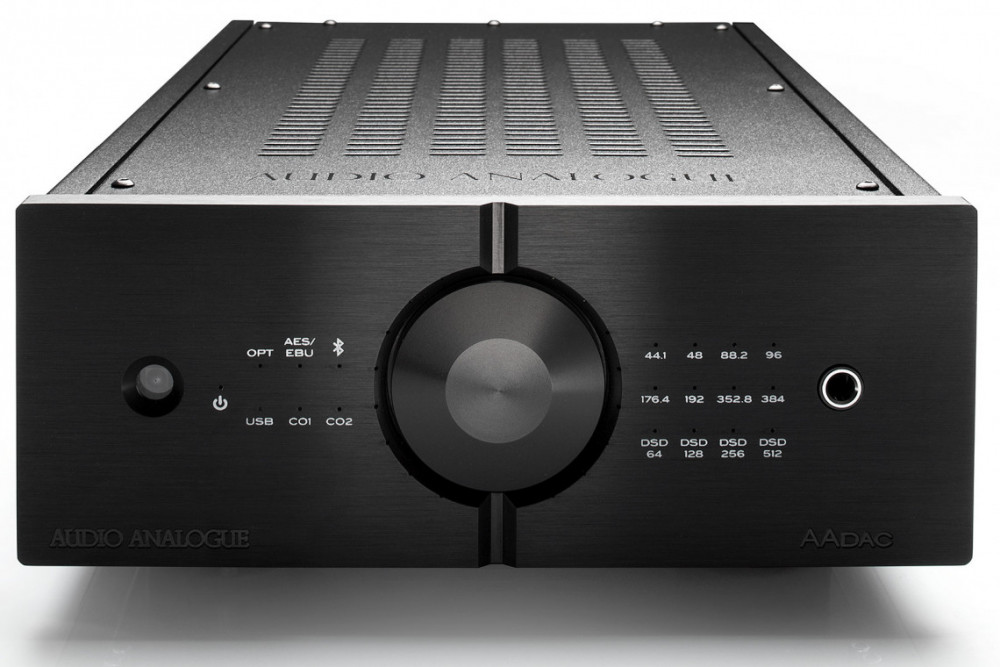 Audio Analogue AADac Svart
