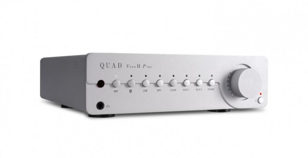 Quad Vena II Play Silver